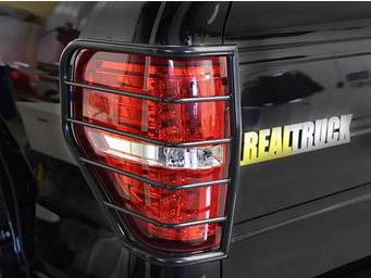 Steelcraft Tail Light Guards