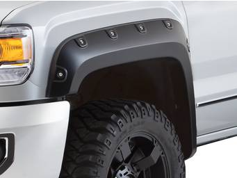 Bushwacker Pocket Style Fender Flares