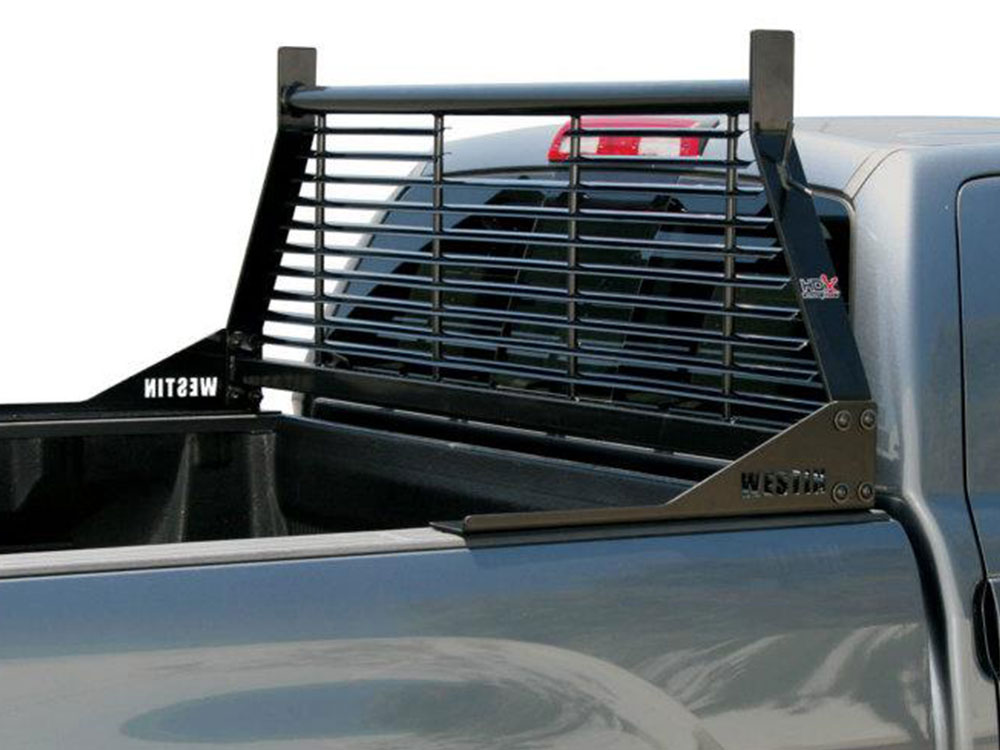 Details about  /For 1975-2011 Ford F150 Cab Protector and Headache Rack Backrack 18229NJ 1976