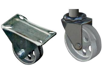 K2 Snow Plow Replacement Caster Wheels