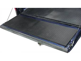 Black Armour Tailgate Mat