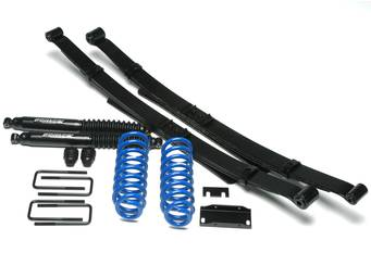 Ground Force Lowering Kit