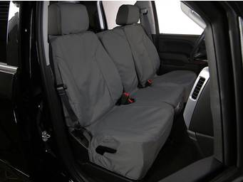 Saddleman MaxProtect Ballistic Canvas Seat Covers