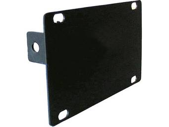 Draw-Tite Hitch Mounted License Plate Bracket