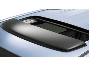 Black Horse Sunroof Wind Deflector