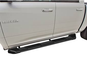 Rampage Black Xtremeline Running Boards