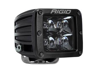 RIGID D-Series PRO Midnight LED Lights
