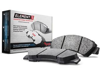 Raybestos Element3 EHT Hybrid Brake Pads