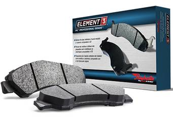 Raybestos Element3 PG Semi-Metallic Brake Pads