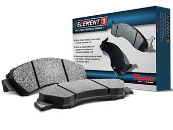 Raybestos Element3 PG Ceramic Brake Pads