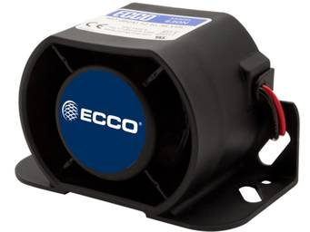 ECCO Multi-Frequency Back-Up Alarm