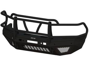 Bodyguard T2 Extreme Front Bumper Rendering