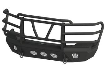 Bodyguard Traditional Extreme Front Bumper 01